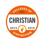 WPC a Christian College of Distinction 2014-15