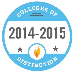 College of Distinction Warner Pacific 2014-15