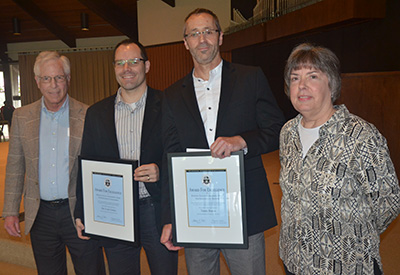 Outstanding faculty award