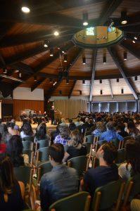 Warner Pacific Convocation Keynote Speaker 2016