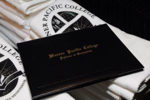 Warner Pacific Graduation