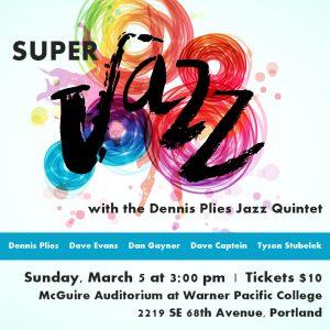 Dennis Plies Jazz Quintet ad