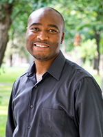 Courage Mudzongo - Assistant Professor of Social Science