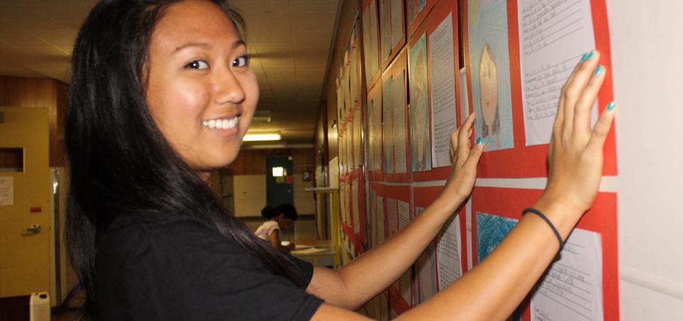Warner Pacific Student