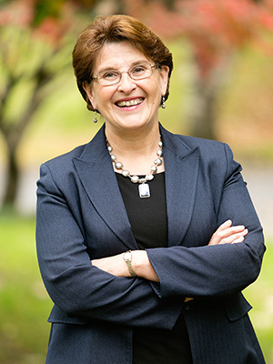 Dr. Andrea Cook, President of Warner Pacific College 2015