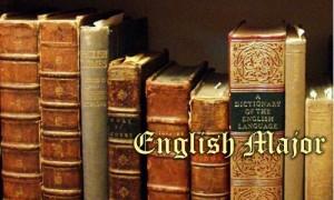 English-Major
