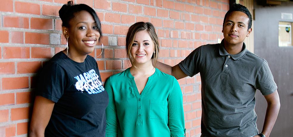 Students at Warner Pacific