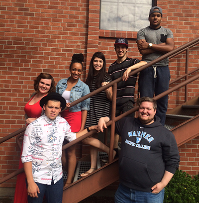 2015-16 Campus Ministry Student Leaders at Warner Pacific