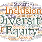 Warner Pacific Diversity definition word cloud