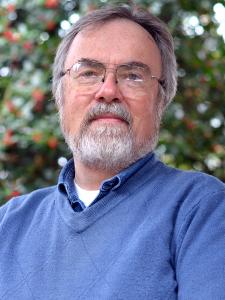 Warner Pacific professor L. Foltz