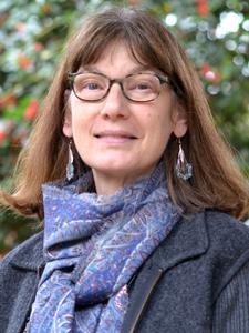 Warner Pacific professor Pam Plimpton