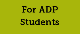 Financial aid for ADP studetnts button