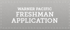 Warner Pacific Freshmen application