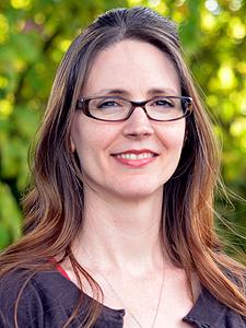 Warner Pacific ADP staff Megan Enos
