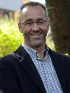 Warner Pacific professor Terry Baker