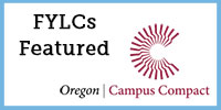 Warner Pacific FYLCs featured in Campus Connect