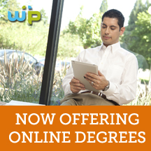 Offering degrees on line via WPC ADP