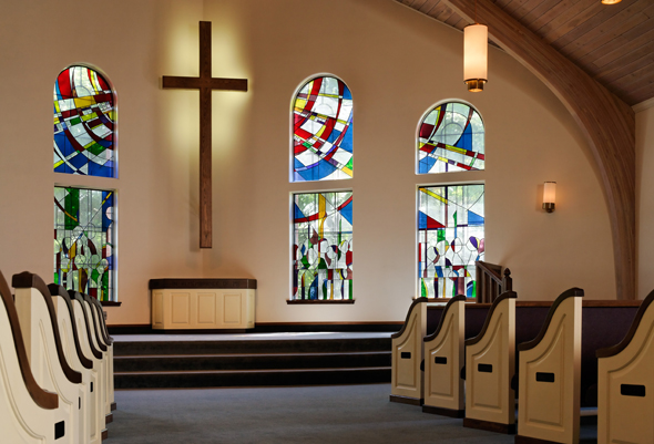 Warner Pacific Schlatter Chapel rental