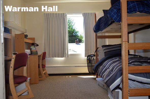 Warner Pacific Warman Hall