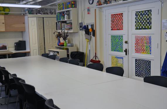 Warner Pacific AF Gray Room 5