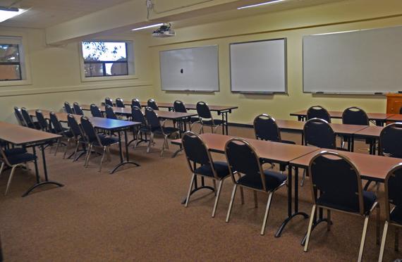 Warner Pacific AF Gray Room 12