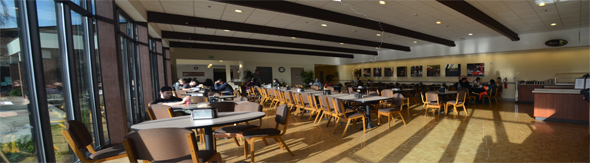 Warner Pacific Egtvedt Dining Hall rental