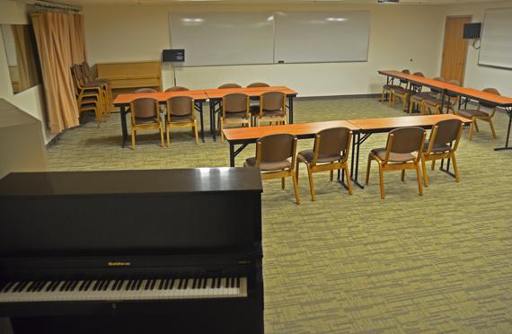 Warner Pacific McGuire Room 168