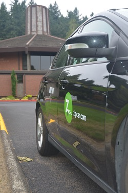 Zipcar at Warner Pacific