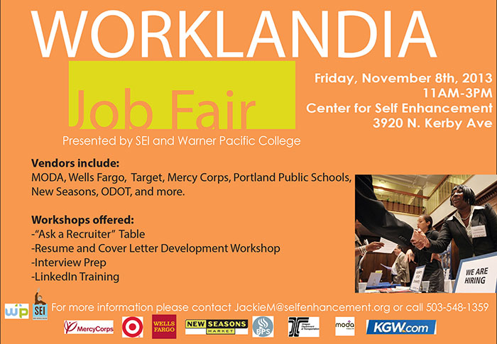 Worklandia Job Fair
