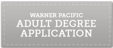 Adult Degree Program application for Warner Pacific