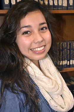 WPC Student Emily Potts