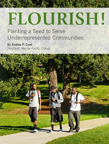 Flourish article in CCCU by Dr. Cook