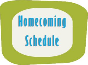 2017 Homecoming schedule button