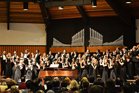 Warner Pacific Concert Choir