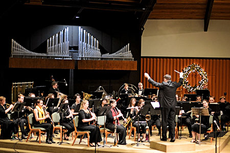 Warner Pacific Wind Ensemble