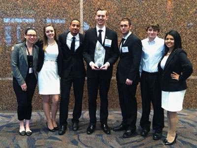 Warner Pacific Enactus Team