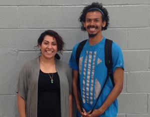 Warner Pacific FYLC peer mentors 2015