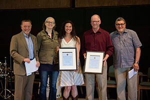 Warner Pacific Honors Awards