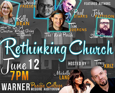 Rethinking Church Event June 12 2014