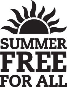 Portland Parks Summer Free For All Concert logo