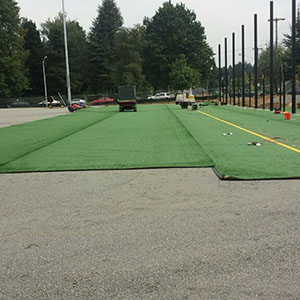 Knights Soccer Field at PAA Sept 17 2014
