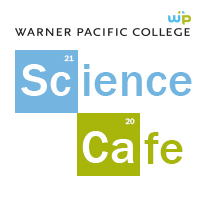Warner Pacific science cafe logo