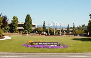 Mt. Hood Community College, Gresham, Oregon