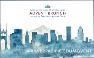 Warner Pacific Advent Brunch 2015