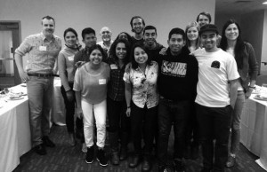 Warner Pacific seniors in the Social Entrepreneurship program