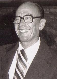 WPC Alum Rev. Nick Van der Veur (historical photo)