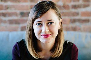 2017 Keynote Speaker Katelyn Beaty