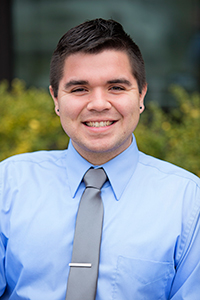 Michael Flores - WPC admission counselor