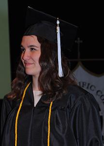AF Gray award - Kelsey Davisson 2015