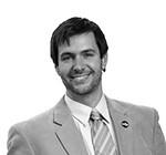 Dr. Aaron McMurray, VP Advancement